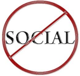 Un-sociable Μedia