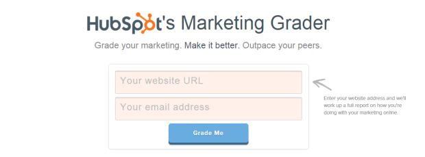 Marketing Grader